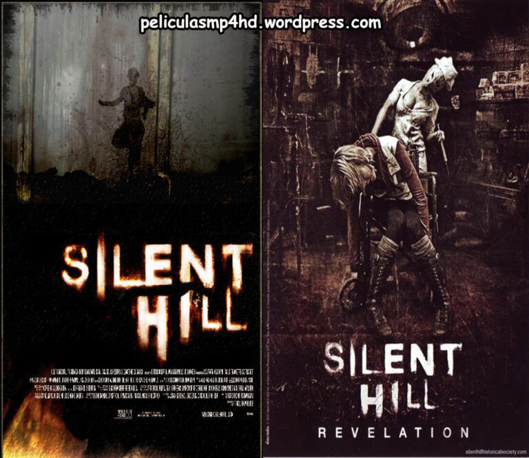 Saga Terror en SILENT HILL [HD 720p, Latino, MEGA]