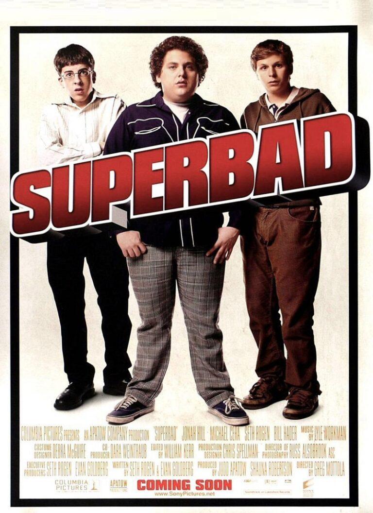 SUPER COOL [2007] (SuperBad) [HD 720p, Latino, MEGA]
