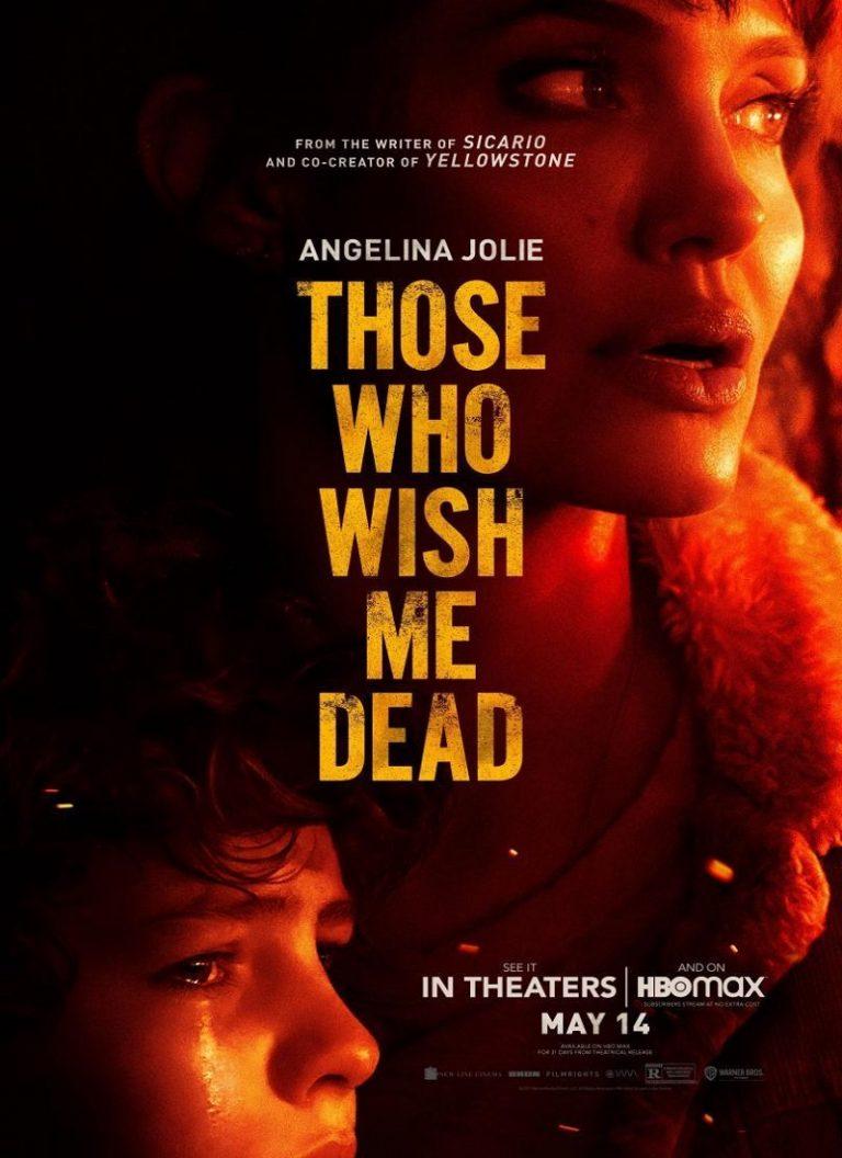 AQUELLOS QUE DESEAN MI MUERTE [2021] (Those Who Wish Me Dead) [HD 720p, Latino]