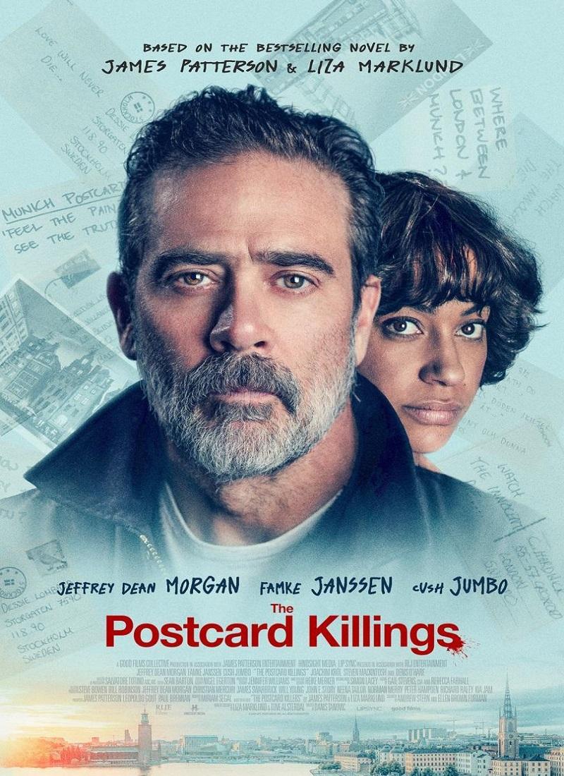 Descargar Película EL ASESINO DE LAS POSTALES [2020] (The Postcard Killings) MP4 HD720p Latino
