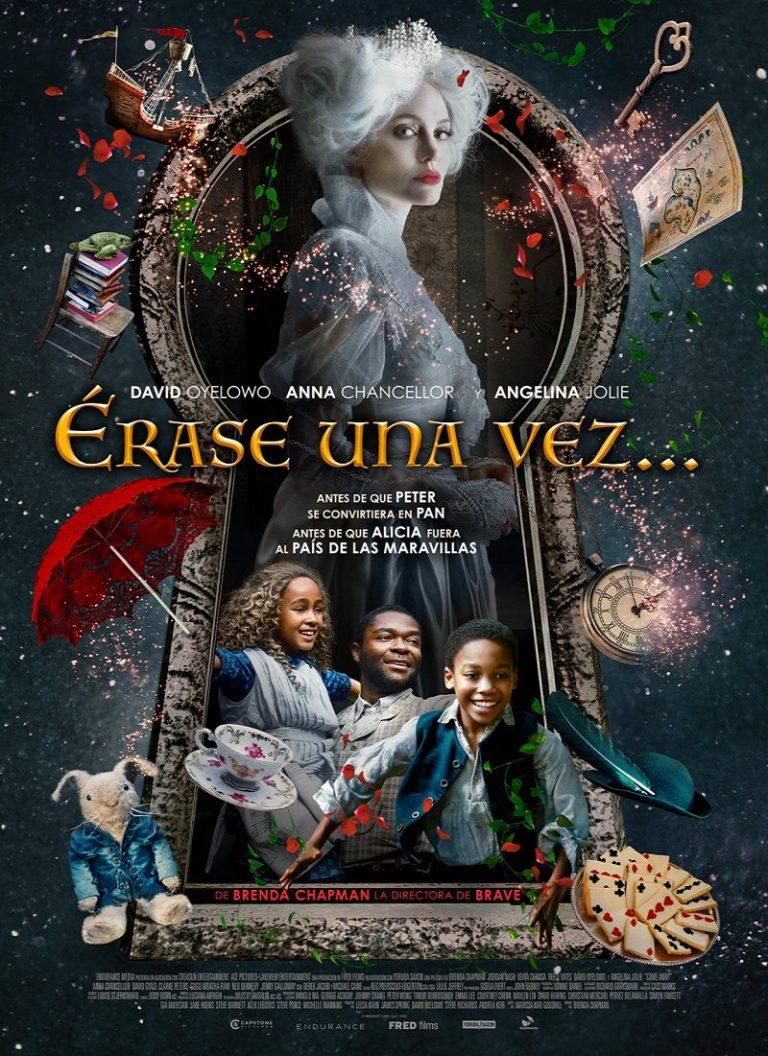 ÉRASE UNA VEZ… [2020] (Come Away) [HD 720p, Latino]