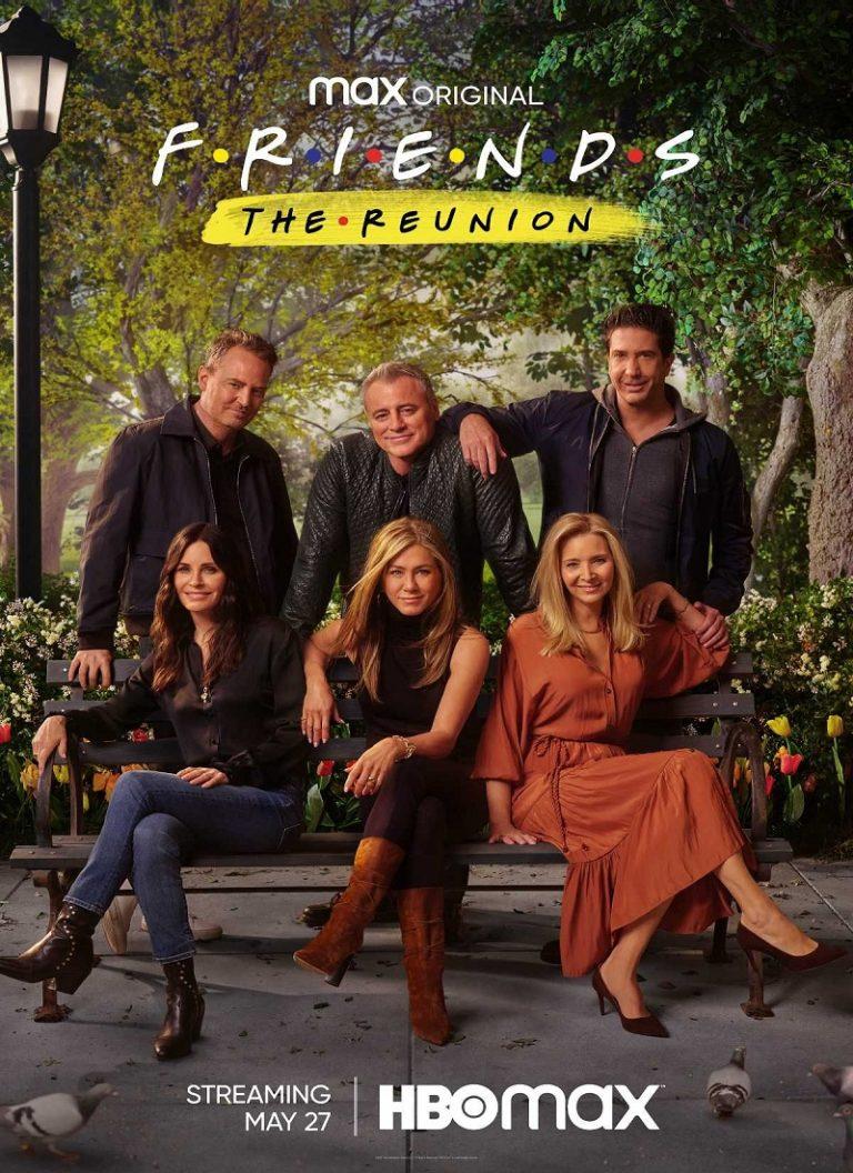 FRIENDS: LA REUNIÓN [2021] (Friends: The Reunion) [HD 720p, Subtitulada]