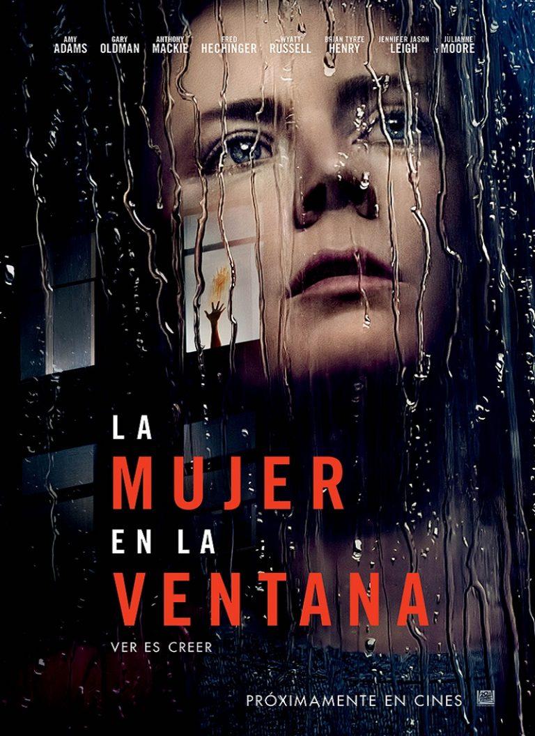 LA MUJER EN LA VENTANA [2021] (The Woman in the Window) [HD 720p, Latino]