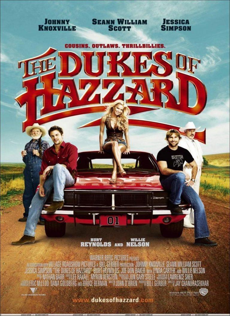 LOS DUQUES DE HAZZARD [2005] (The Dukes of Hazzard) [HD 720p, Latino]