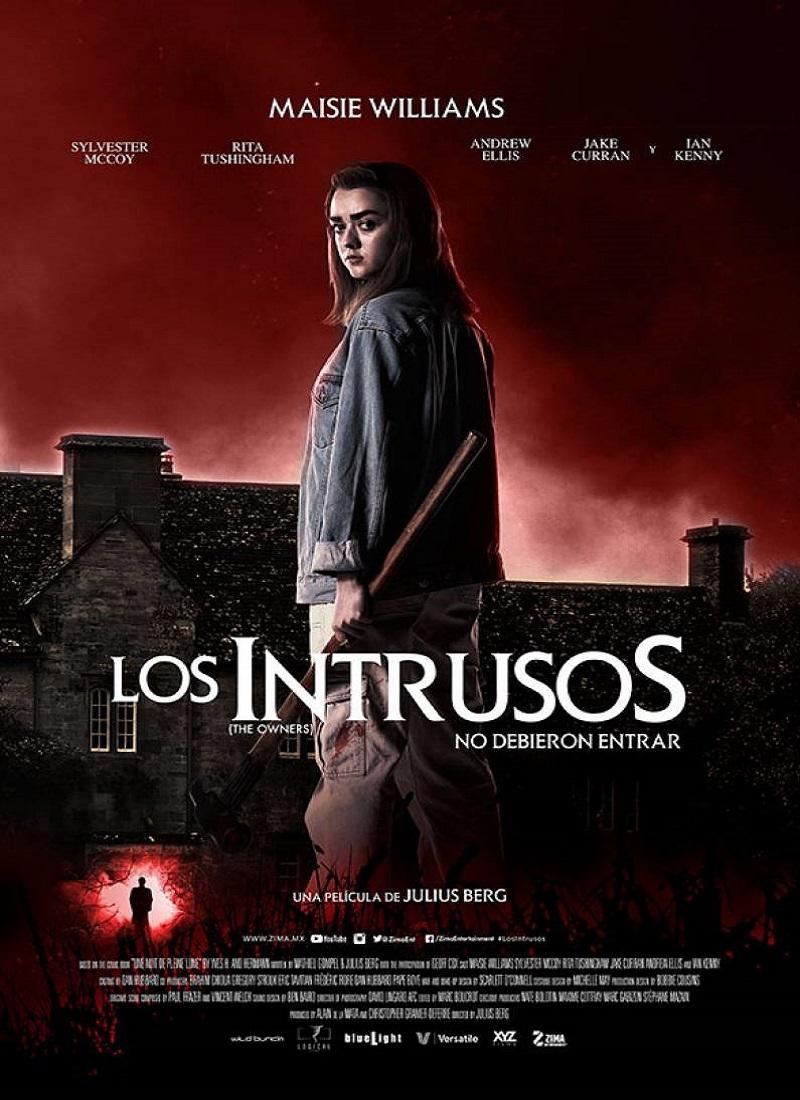 Descargar Película LOS INTRUSOS [2020] (The Owners) MP4 HD720p Latino