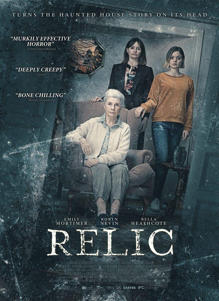 RELIC: HERENCIA MALDITA [2020] [HD 720p, Latino]
