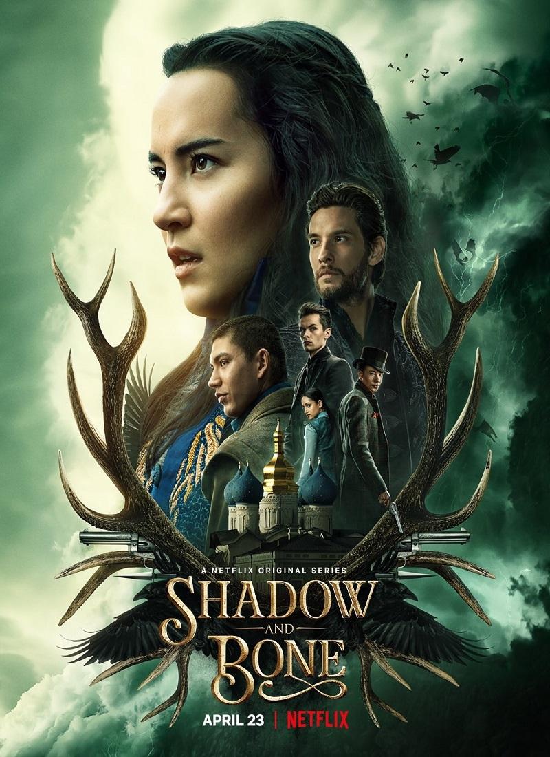 Descargar Serie SHADOW AND BONE Temporada 1 [2021] MP4 HD720p Latino