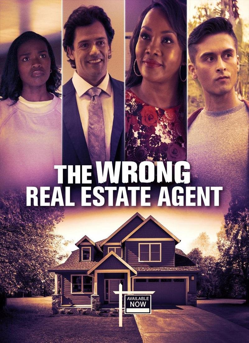 Descargar Película EL AGENTE EQUIVOCADO [2021] (The Wrong Real Estate Agent) MP4 HD720p Latino