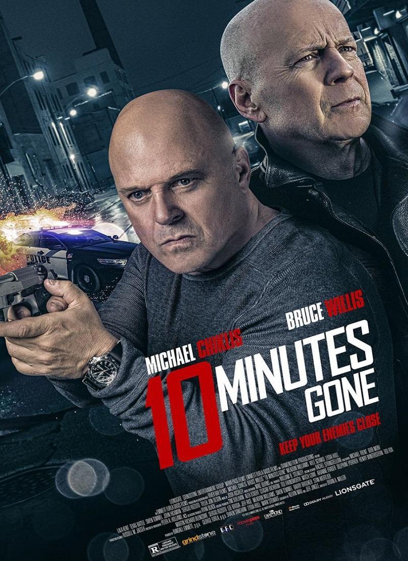 10 MINUTOS PARA MORIR [2019] (10 Minutes Gone) [HD 720p, Latino]