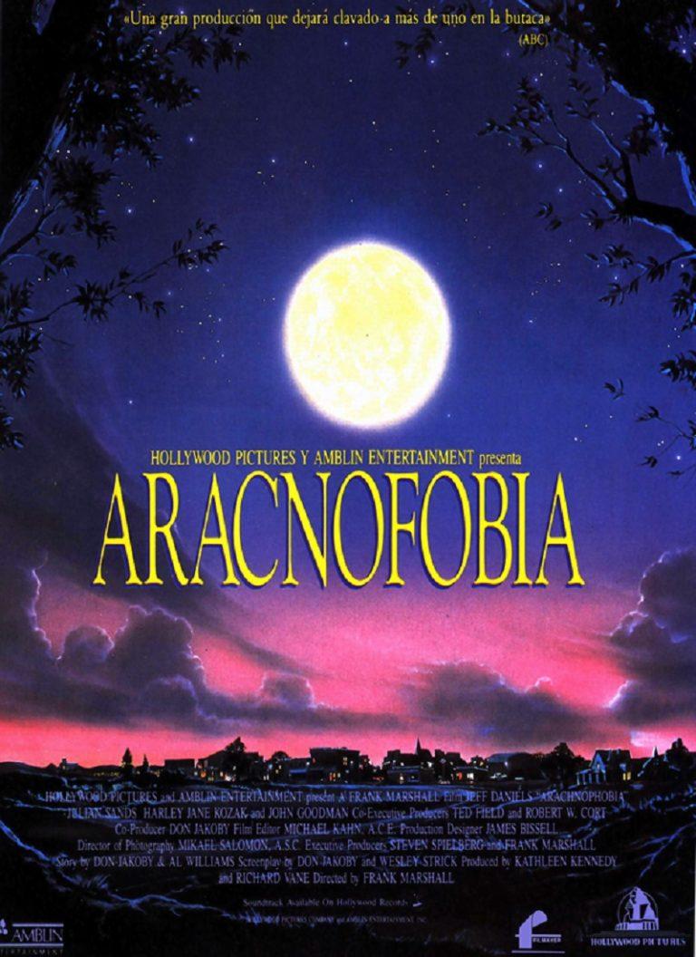 ARACNOFOBIA [1990] (Arachnophobia) [HD 720p, Latino]