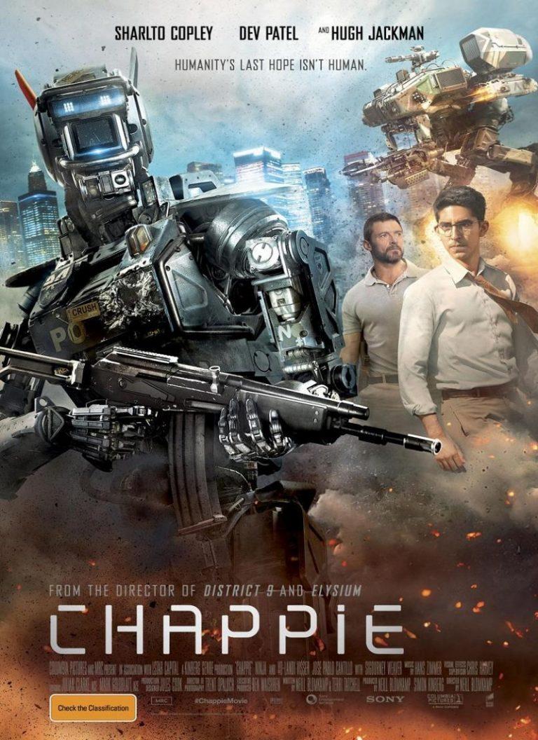 CHAPPIE [2015] [HD 720p, Latino]