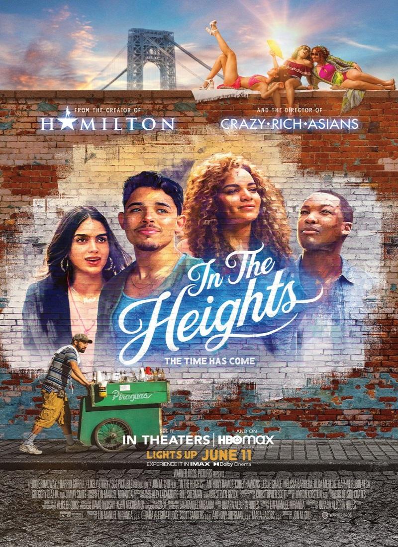 EN EL BARRIO [2021] (In the Heights) [HD 720p, Latino]