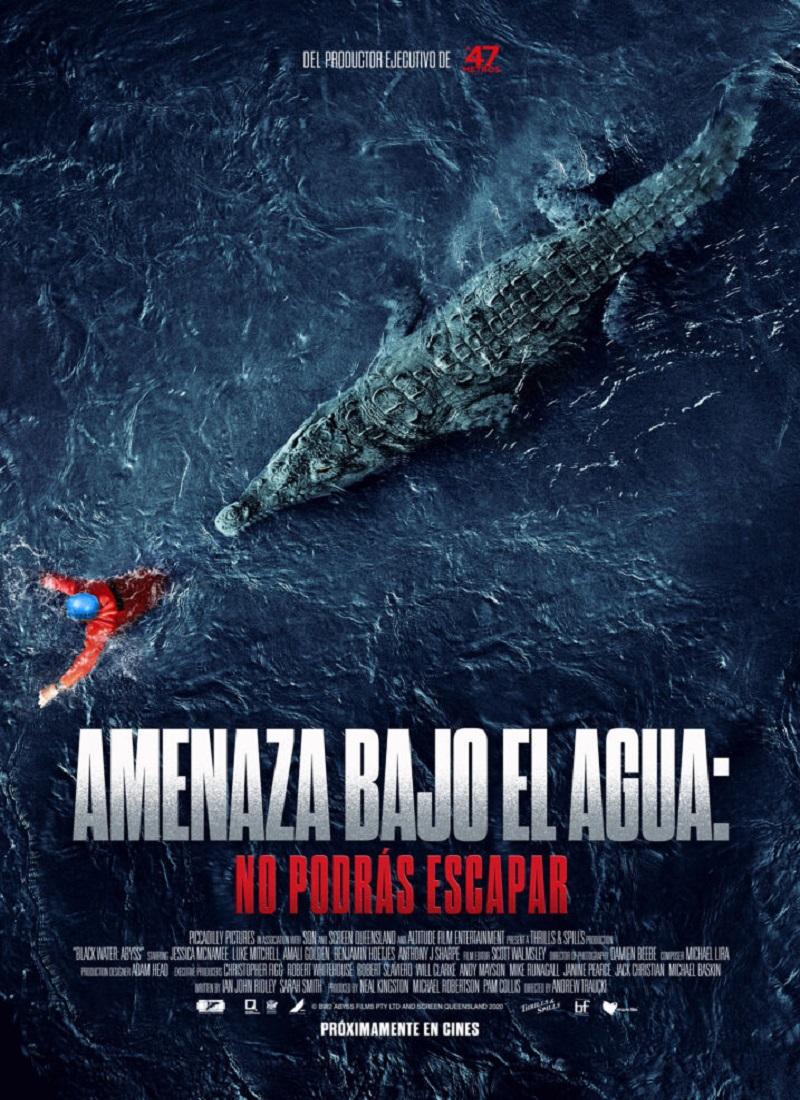 Descargar Película AMENAZA BAJO EL AGUA [2020] (Black Water: Abyss) MP4 HD720p Latino