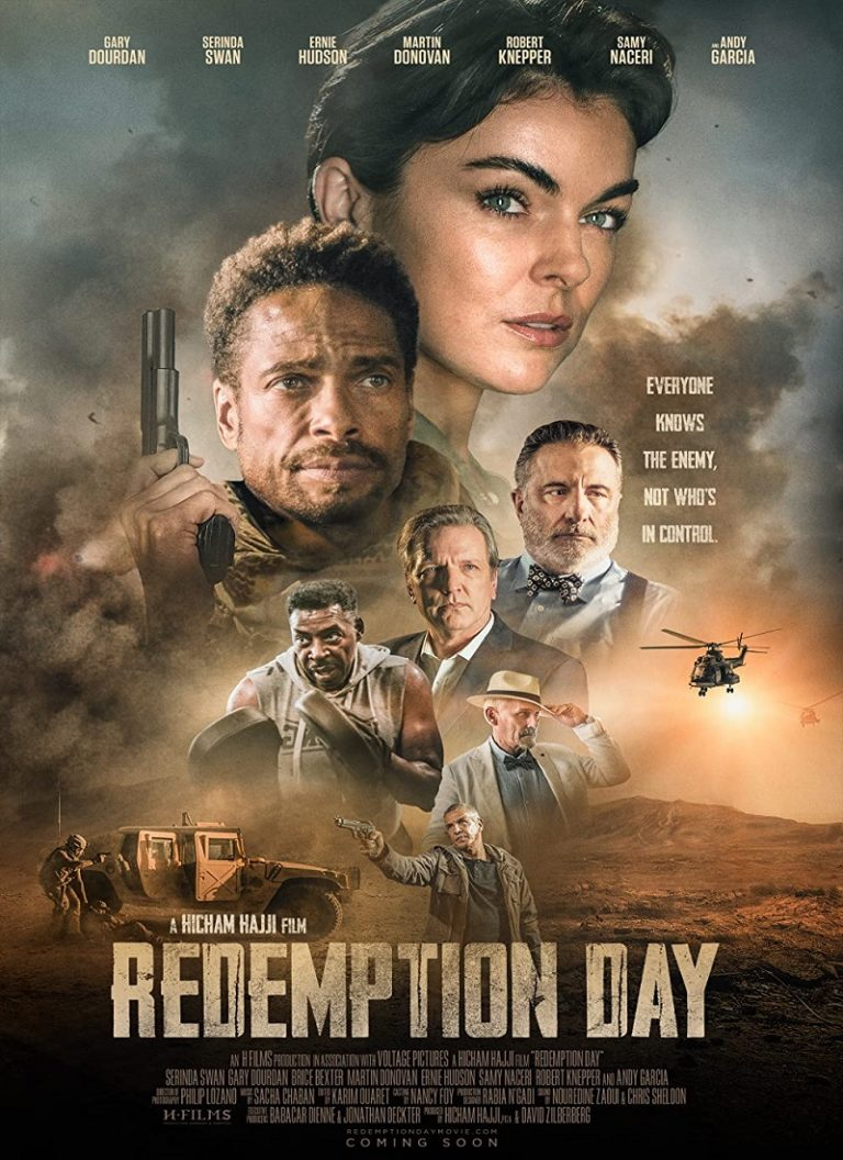 D�A DE REDENCIÓN [2021] (Redemtion Day) [HD 720p, Latino]