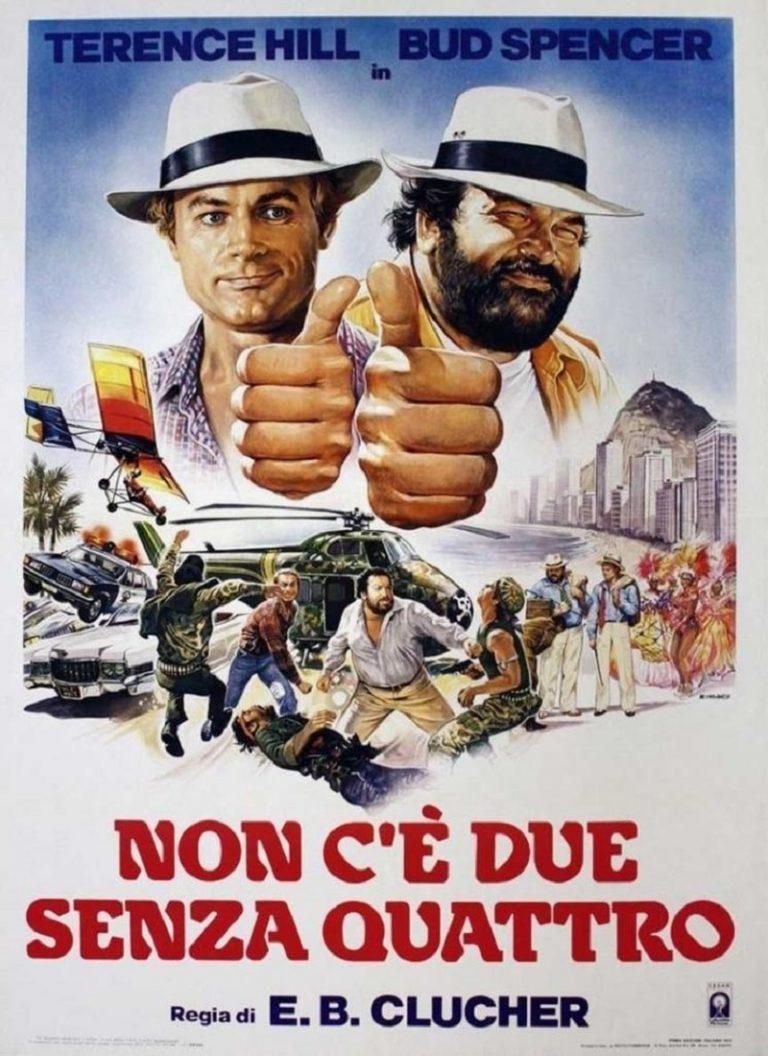 DOS PUÑOS CONTRA RIO [1984] (Non c'è due senza quattro) [HD 720p, Latino, MEGA]