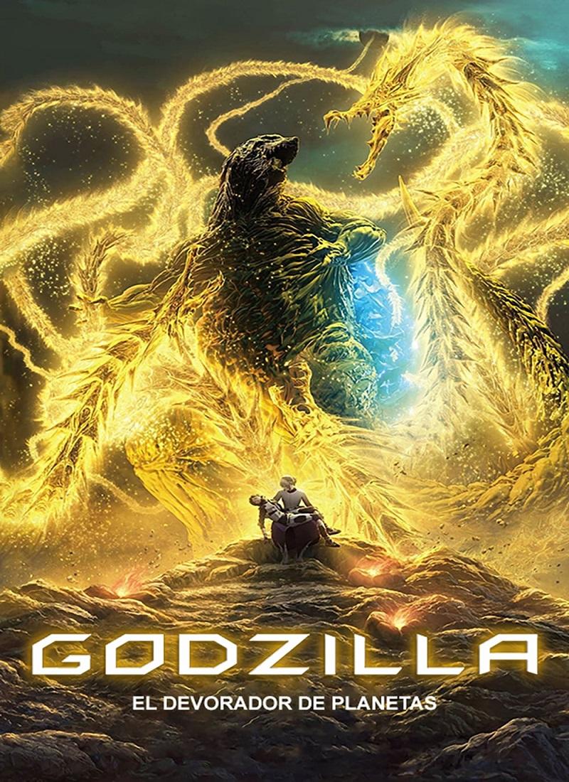 Descargar Película GODZILLA 3: EL DEVORADOR DE PLANETAS [2018] (Godzilla: The Planet Eater) MP4 HD720p Latino