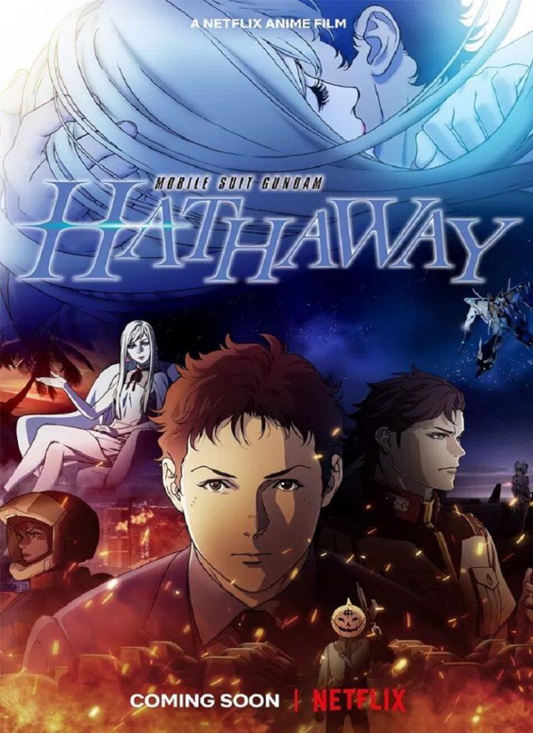 MOBILE SUITE GUNDAM: HATHAWAY´S FLASH [2021] (Kidou Senshi Gundam: Senkou no Hathaway) [HD 720p, Latino]