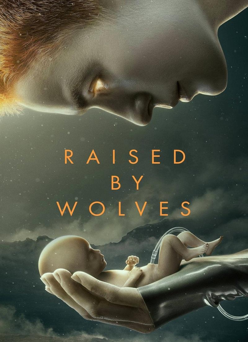 RAISED BY WOLVES Temporada 1 [2020] [HD 720p, Latino, MEGA]