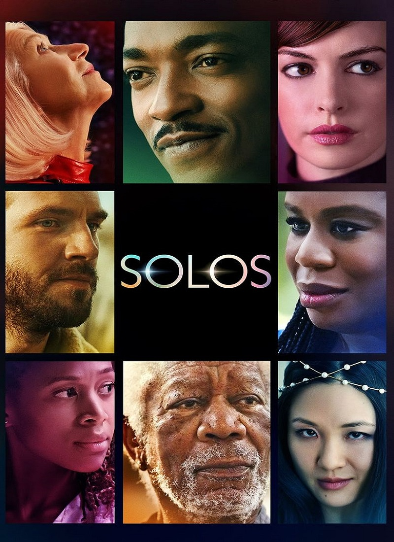 Descargar Serie SOLOS Temporada 1 [2021] MP4 HD720p Latino