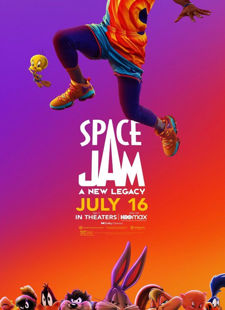 SPACE JAM: UNA NUEVA ERA [2021] (Space Jam: A New Legacy) [HD 720p, Latino, MEGA]