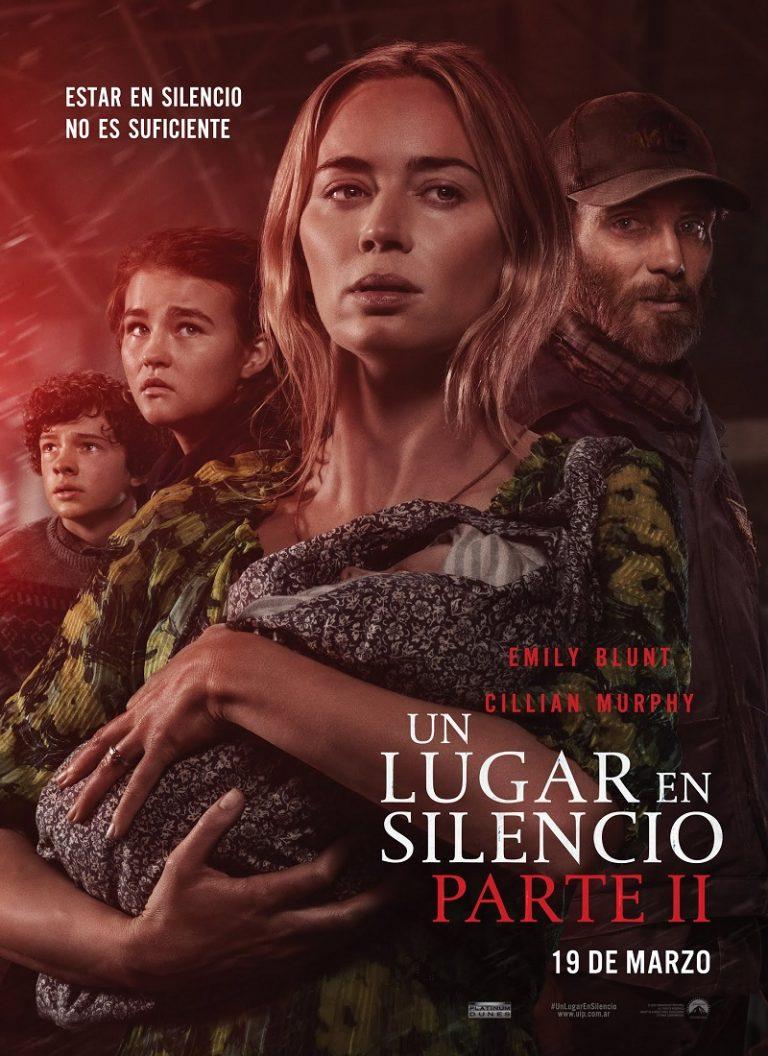 UN LUGAR EN SILENCIO Parte 2 [2021] (A Quiet Place: Part II) [HD 720p, Latino, MEGA]