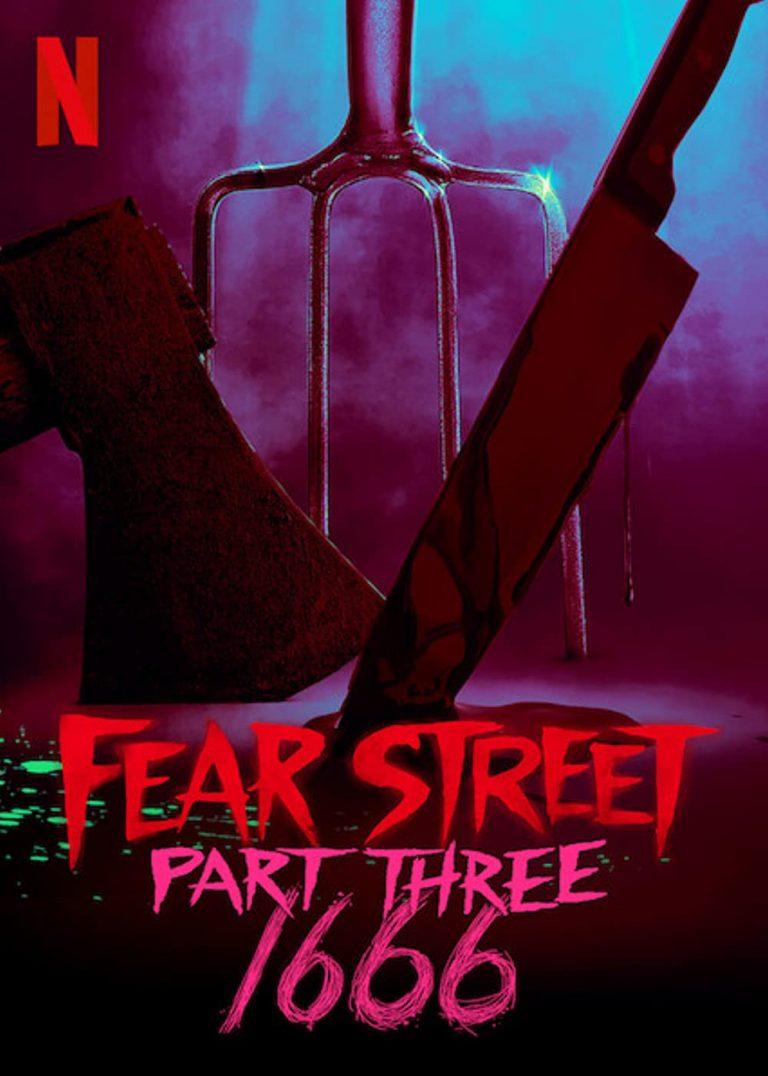 LA CALLE DEL TERROR Parte 3: 1666 [2021] (Fear Street Part Three: 1666) [HD 720p, Latino, MEGA]